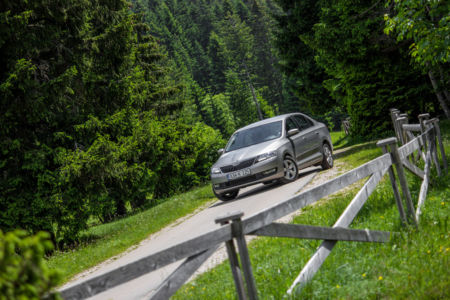Test SKODA RAPID Ambition 1.6 MPI+LPG - Zelena Alternativa 01