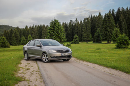 Test SKODA RAPID Ambition 1.6 MPI+LPG - Zelena Alternativa 03