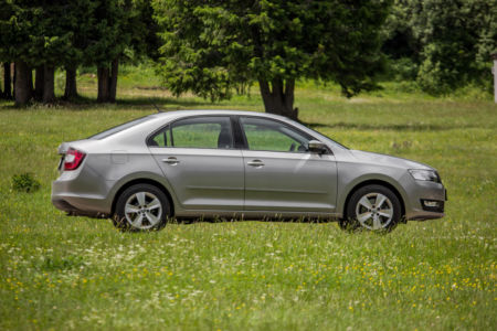 Test SKODA RAPID Ambition 1.6 MPI+LPG - Zelena Alternativa 05