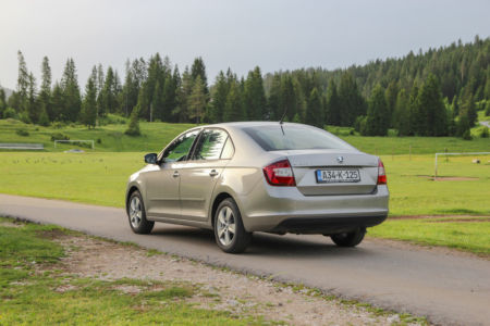 Test SKODA RAPID Ambition 1.6 MPI+LPG - Zelena Alternativa 06