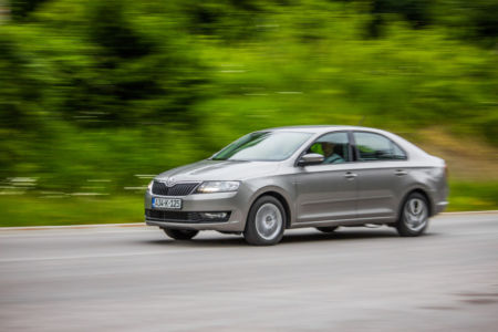Test SKODA RAPID Ambition 1.6 MPI+LPG - Zelena Alternativa 29