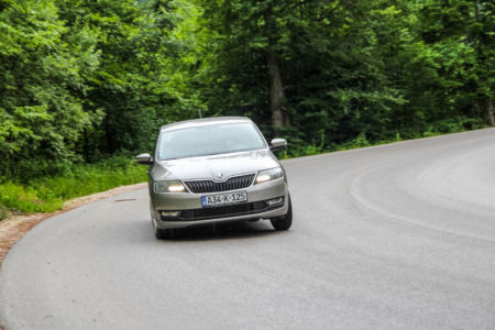 Test SKODA RAPID Ambition 1.6 MPI+LPG - Zelena Alternativa 32