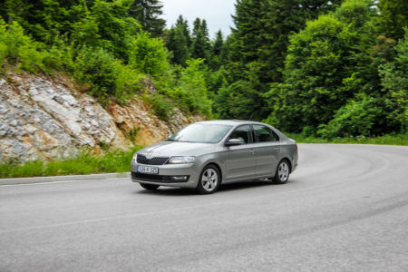 Test SKODA RAPID Ambition 1.6 MPI+LPG - Zelena Alternativa 34