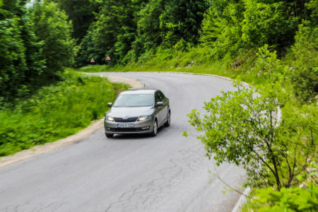 Test SKODA RAPID Ambition 1.6 MPI+LPG - Zelena Alternativa 35