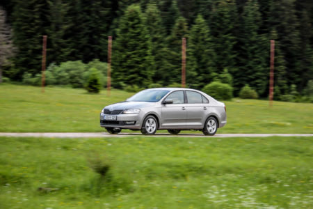 Test SKODA RAPID Ambition 1.6 MPI+LPG - Zelena Alternativa 40