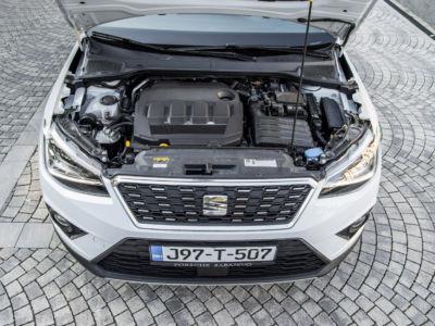 Test Seat Arona Xcellence 1.6 TDI DSG 18