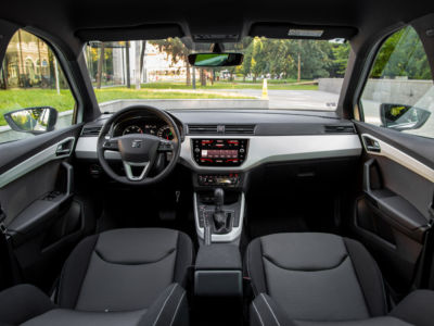 Test Seat Arona Xcellence 1.6 TDI DSG 19