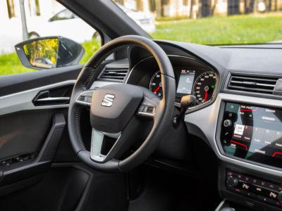 Test Seat Arona Xcellence 1.6 TDI DSG 20