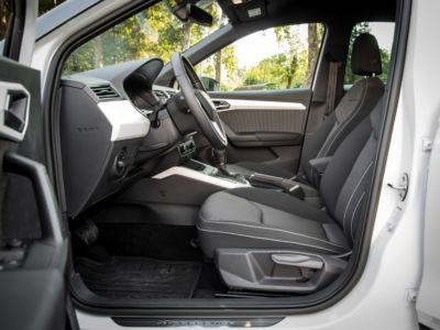 Test Seat Arona Xcellence 1.6 TDI DSG 30