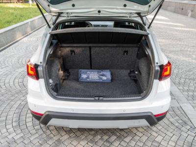 Test Seat Arona Xcellence 1.6 TDI DSG 32