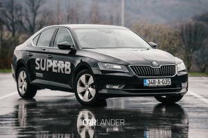 Test Skoda Superb 2.0 Tdi 4x4 Style - 2016 - 02