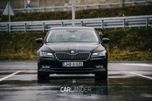 Test Skoda Superb 2.0 Tdi 4x4 Style - 2016 - 05