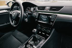 Test Skoda Superb 2.0 Tdi 4x4 Style - 2016 - 16