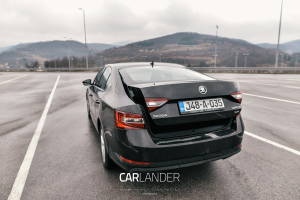 Test Skoda Superb 2.0 Tdi 4x4 Style - 2016 - 42