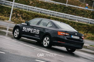 Test Skoda Superb 2.0 Tdi 4x4 Style - 2016 - 44