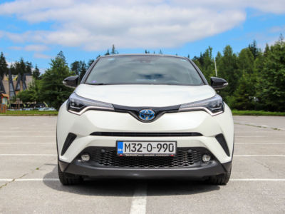 Test Toyota C-HR 2018 - 02
