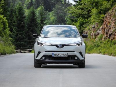 Test Toyota C-HR 2018 - 05