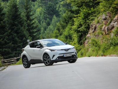 Test Toyota C-HR 2018 - 06