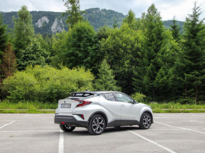 Test Toyota C-HR 2018 - 08