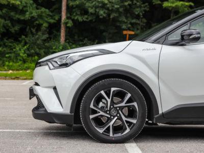Test Toyota C-HR 2018 - 09
