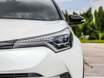 Test Toyota C-HR 2018 - 10