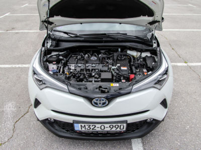 Test Toyota C-HR 2018 - 26