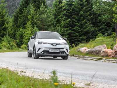 Test Toyota C-HR 2018 - 27