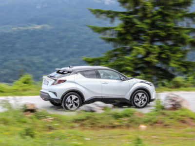 Test Toyota C-HR 2018 - 30