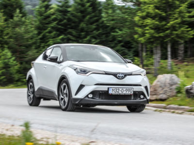 Test Toyota C-HR 2018 - 31