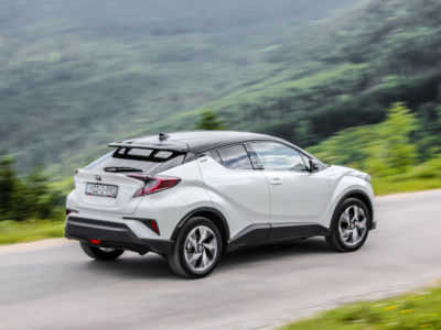 Test Toyota C-HR 2018 - 32