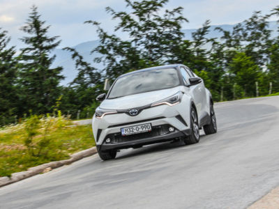 Test Toyota C-HR 2018 - 35