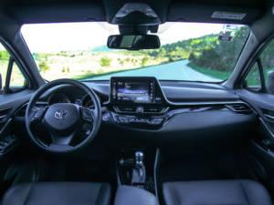 Test Toyota CH-R Hybrid 07