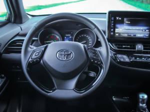 Test Toyota CH-R Hybrid 08