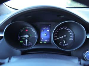 Test Toyota CH-R Hybrid 10