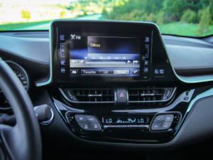 Test Toyota CH-R Hybrid 11