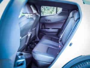 Test Toyota CH-R Hybrid 15
