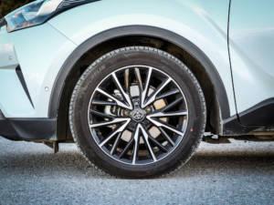 Test Toyota CH-R Hybrid 17