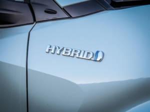 Test Toyota CH-R Hybrid 19