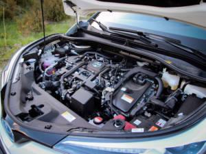 Test Toyota CH-R Hybrid 20