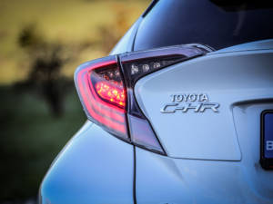 Test Toyota CH-R Hybrid 21
