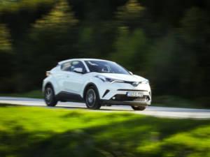 Test Toyota CH-R Hybrid 26
