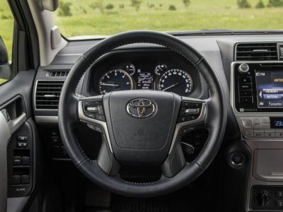 Test Toyota Land Cruiser 2.8 D-4D Executive 12