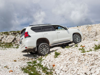 Test Toyota Land Cruiser 2.8 D-4D Executive 53