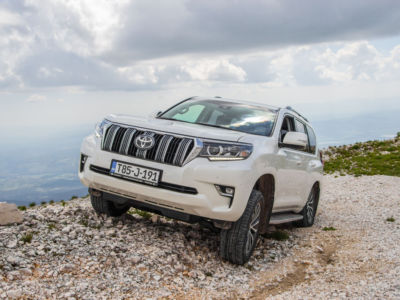 Test Toyota Land Cruiser 2.8 D-4D Executive 54