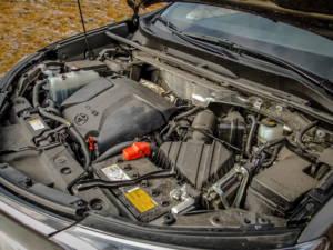 Test Toyota RAV4 2.0 D4D Facelift 2016 - 17