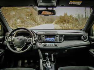 Test Toyota RAV4 2.0 D4D Facelift 2016 - 19