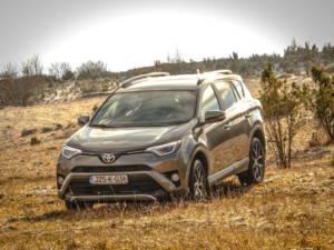Test Toyota RAV4 2.0 D4D Facelift 2016 - 33