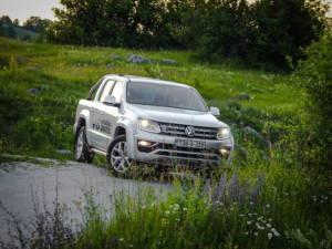 Test Volkswagen Amarok V6 TDI 01