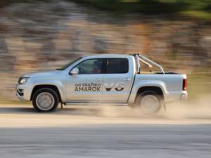 Test Volkswagen Amarok V6 TDI 08