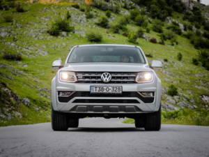 Test Volkswagen Amarok V6 TDI 12